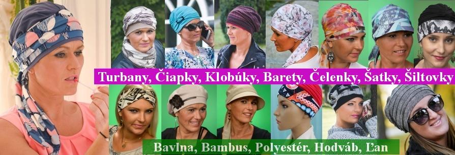 turbany po chemoterapii