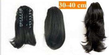 a0f16f393 ... Obojstranné príčesky z umelých vlasov. 51 z 108. Zľava 50%
