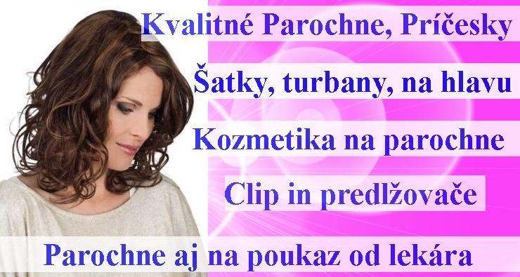 Príčesky a parochne Trenčín 9ad186813e3